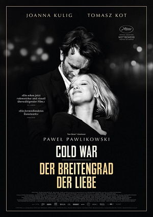 Cold War-plakat