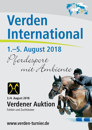 Reitturnier Verden-International-2018